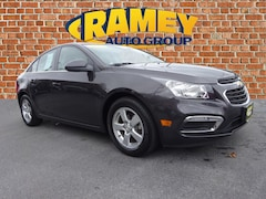 2015 Chevrolet Cruze LT 1LT Auto  Sedan w/1SD