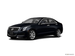 2013 CADILLAC ATS 2.0L Turbo AWD Sedan