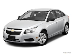 2013 Chevrolet Cruze LS Manual LS Manual  Sedan w/1SA