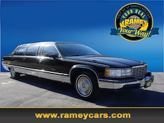 1993 Cadillac Fleetwood Base Sedan
