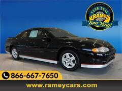 2002 Chevrolet Monte Carlo SS Coupe