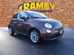 2015 FIAT 500 Pop Pop  Hatchback