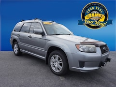 2008 Subaru Forester Sports 2.5 X SUV