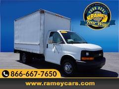 2006 Chevrolet Express Cutaway Work Van Truck