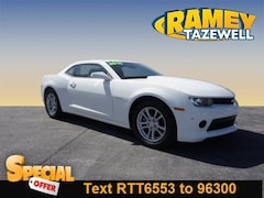 Used 2015 Chevrolet Camaro LS w/2LS Coupe in North Tazewell
