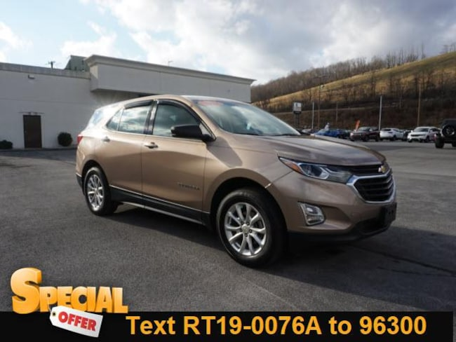 Used 2018 Chevrolet Equinox LS SUV in North Tazewell
