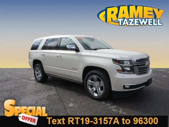 Used 2015 Chevrolet Tahoe LTZ SUV in North Tazewell