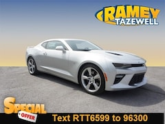 Used 2018 Chevrolet Camaro 1SS Coupe in North Tazewell
