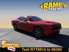 Used 2015 Dodge Challenger R/T Plus Coupe in North Tazewell