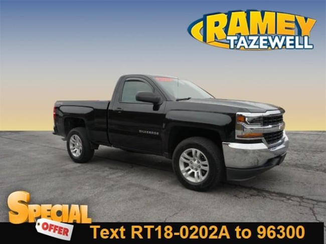 Used 2017 Chevrolet Silverado 1500 Truck Regular Cab in North Tazewell