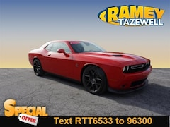Used 2016 Dodge Challenger R/T Scat Pack Coupe in North Tazewell