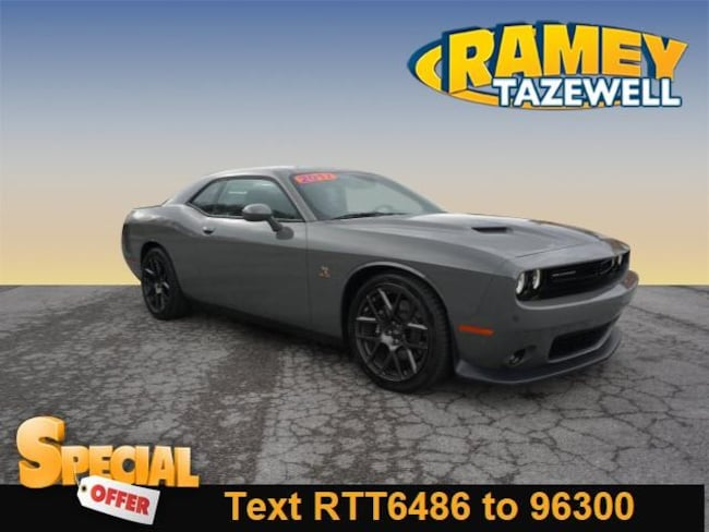 Used 2017 Dodge Challenger R/T 392 Coupe in North Tazewell