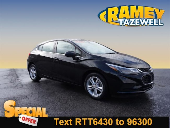 Used 2018 Chevrolet Cruze LT Auto Hatchback in North Tazewell