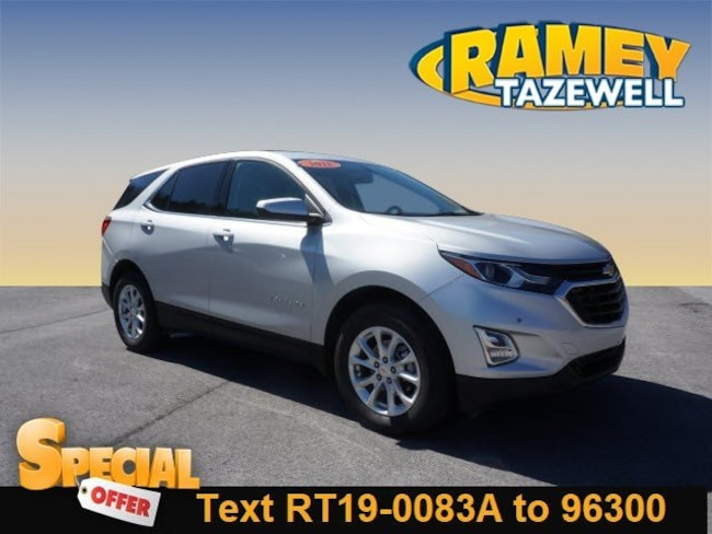 Used 2018 Chevrolet Equinox LT w/1LT SUV in North Tazewell