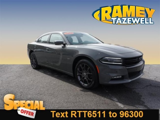 Used 2018 Dodge Charger GT Sedan in North Tazewell
