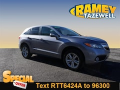 Used 2015 Acura RDX Base w/Technology Package (A6) SUV in North Tazewell