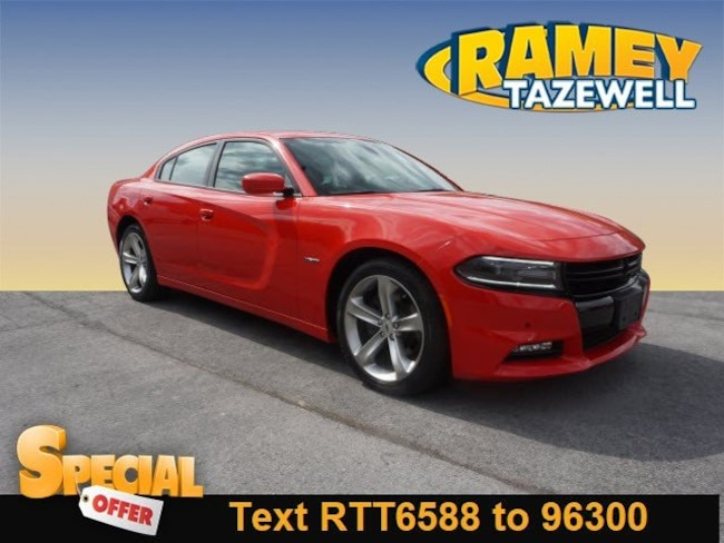 Used 2018 Dodge Charger R/T Sedan in North Tazewell