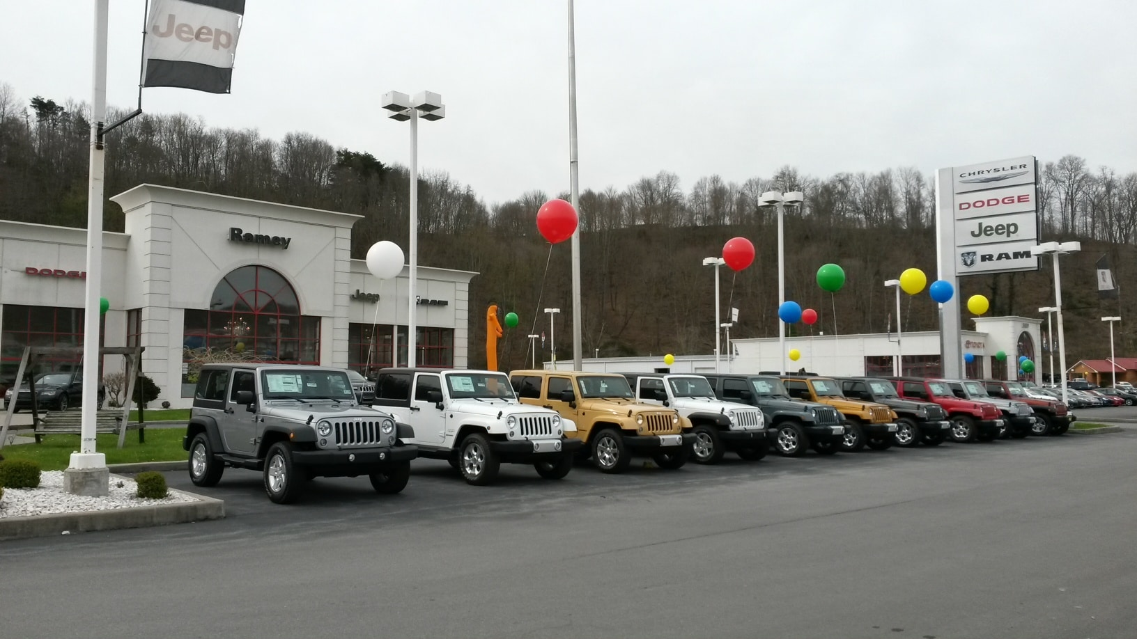 Dodge Dealer Princeton Wv >> About Ramey Chrysler Dodge Jeep RAM FIAT | Princeton WV Car Dealer near Blacksburg VA