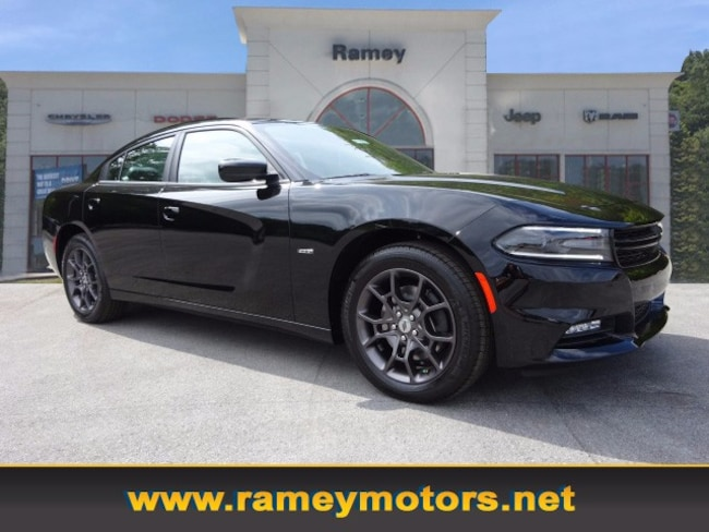 New 2018 Dodge Charger GT PLUS AWD Sedan in Princeton WV