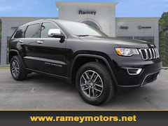 New 2018 Jeep Grand Cherokee LIMITED 4X2 Sport Utility in Princeton, WV