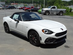 New 2017 FIAT 124 Spider ABARTH Convertible in Princeton, WV