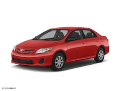 2011 Toyota Corolla S Base  Sedan 5M