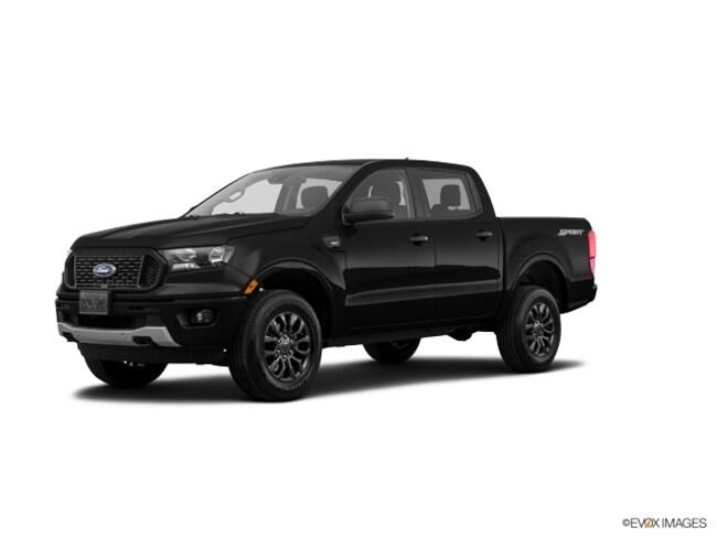 New 2019 Ford Ranger XLT Truck SuperCrew For Sale/Lease Princeton, WV