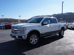 New 2018 Ford F-150 Lariat Truck SuperCrew Cab 18-731 in Princeton, WV