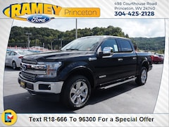New 2018 Ford F-150 Lariat Truck SuperCrew Cab 18-666 in Princeton, WV