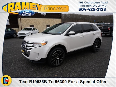 Featured Used 2014 Ford Edge Limited SUV for Sale in Princeton, WV