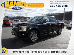 New 2019 Ford F-150 XLT Truck SuperCrew Cab 19-158 in Princeton, WV