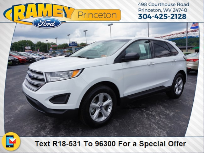 New 2018 Ford Edge SE SUV For Sale/Lease Princeton, WV