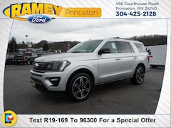 New 2019 Ford Expedition Limited SUV 19-169 in Princeton, WV
