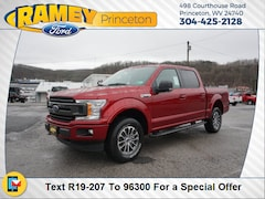 New 2019 Ford F-150 XLT Truck SuperCrew Cab 19-207 in Princeton, WV