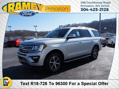 New 2018 Ford Expedition XLT SUV 18-728 in Princeton, WV