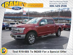 New 2019 Ford F-150 Lariat Truck SuperCrew Cab 19-085 in Princeton, WV
