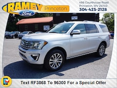 Used 2018 Ford Expedition Limited SUV F3868 for Sale in Princeton, WV