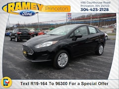 New 2019 Ford Fiesta S Sedan 19-164 in Princeton, WV