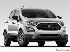 New 2020 Ford EcoSport S SUV 20-424 in Princeton, WV