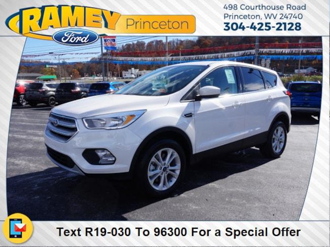 New 2019 Ford Escape SE SUV For Sale/Lease Princeton, WV