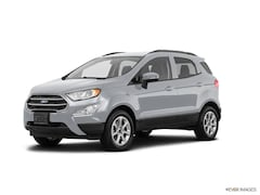 New 2019 Ford EcoSport S SUV 19-086 in Princeton, WV