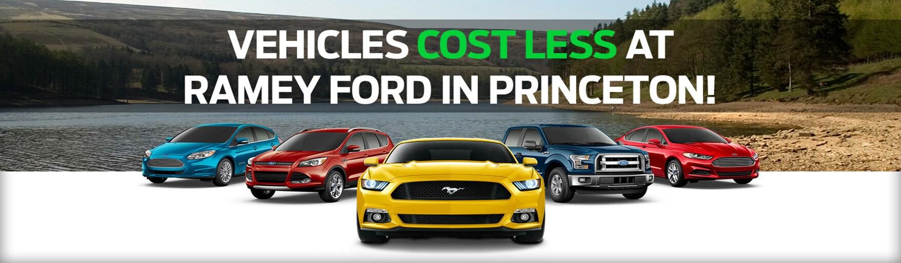 Ramey Ford Princeton | New U0026 Used Ford Dealership | Princeton, WV