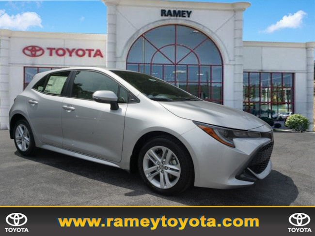 New 2019 Toyota Corolla Hatchback For Sale In Princeton Wv Vin