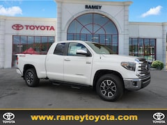 2019 Toyota Tundra Limited 4x4 Limited  Double Cab Pickup SB (5.7L V8)