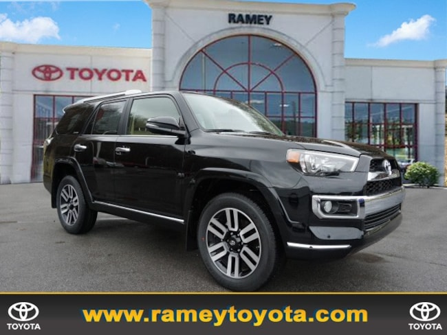 2019 Toyota 4Runner Limited AWD Limited  SUV