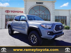 New 2019 Toyota Tacoma TRD Off-Road 4x4 TRD Off-Road  Double Cab 5.0 ft SB 6A