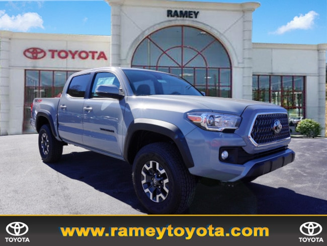 2019 Toyota Tacoma TRD Off-Road 4x4 TRD Off-Road  Double Cab 5.0 ft SB 6A