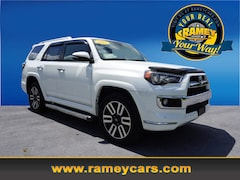 2017 Toyota 4Runner Limited AWD Limited  SUV