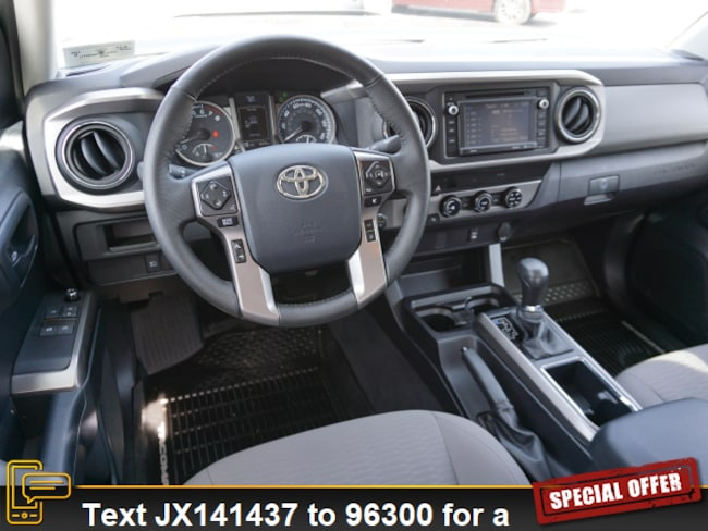 Used 2018 Toyota Tacoma For Sale at Ramey Auto Group   VIN