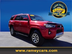 2019 Toyota 4Runner TRD Off-Road 4x4 SR5  SUV